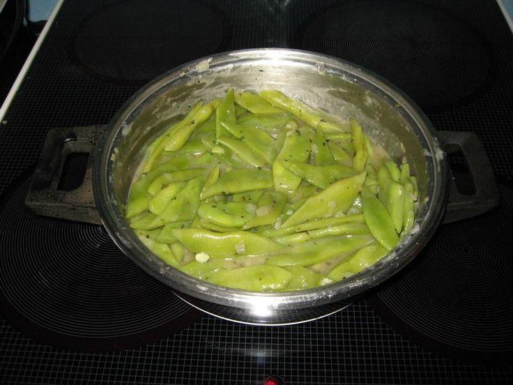 Grüne breite Bohnen und 87.000 weitere Rezepte entdecken auf DasKochrezept.de
