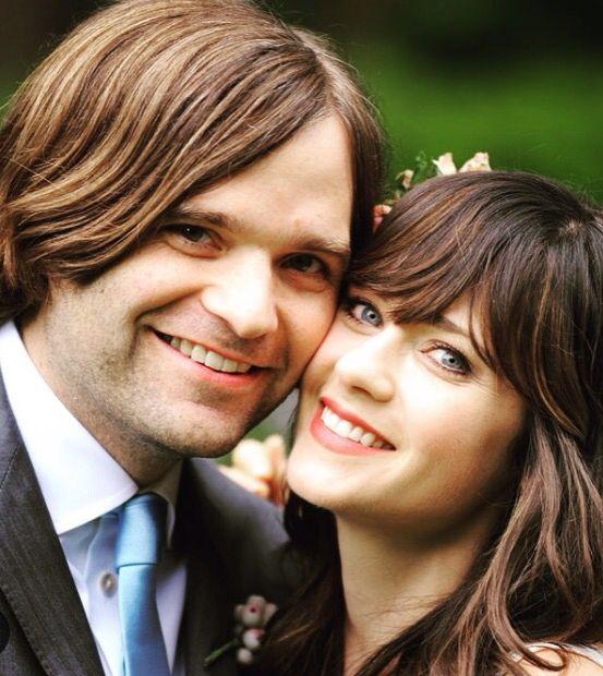 Zooey Deschanel & Ben Gibbard wedding!