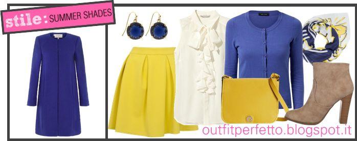 Outfit Perfetto: Come abbinare un CAPPOTTO BLU