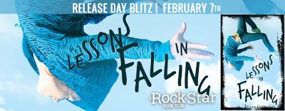 Book-o-Craze: RELEASE DAY   Lessons In Falling by Diana Gallaghe...