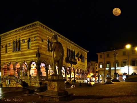 Dolce sera al chiaro di luna ....ph Pietro Modde