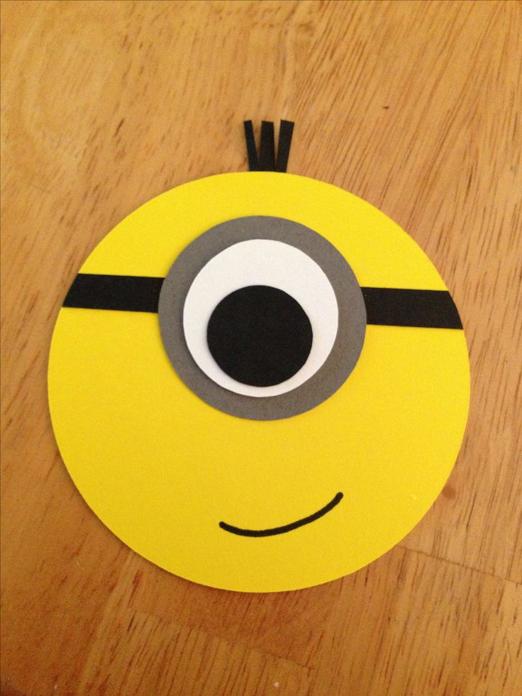 Minion invitations