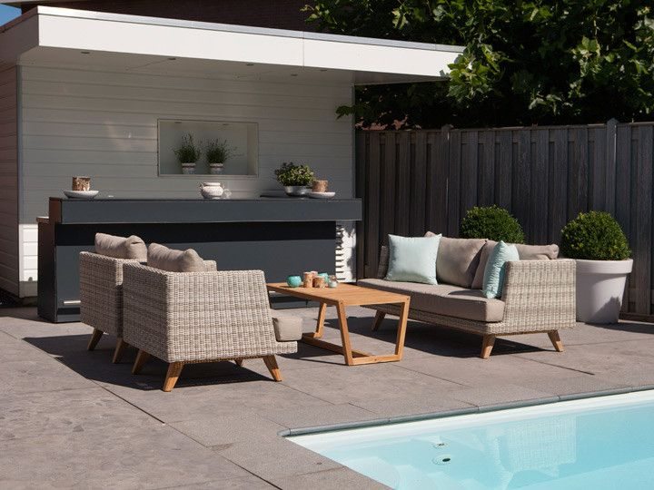 garten lounge design, rattan sofa garten. awesome view salta chaise longue graphite with, Design ideen