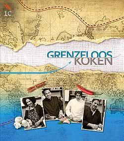 """Boek """"Grenzeloos Koken""""   ISBN: 9789045203584, verschenen: 2012, aantal paginas: 176 #kookboeken #kookboek #24kitchen -     In Grenzeloos Koken staat per deel een bepaald land of werelddeel centraal en leer je de heerlijkste gerechten uit deze regio kennen. Met zo veel mogelijk couleur locale, maar natuurlijk ook met een duidelijke uitleg van het recept, zodat je zelf ook in je eigen keuken op vakantie kunt gaan..."""