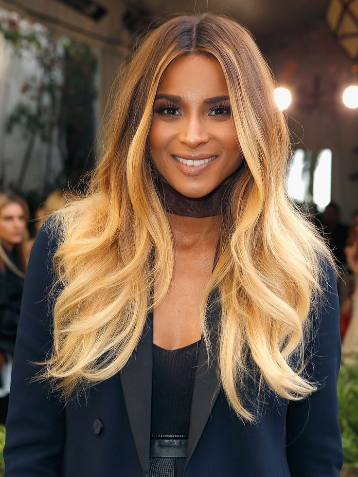 Ciara and Her Budding Baby Bump Film New Music Video on the Streets of N.Y.C. from InStyle.com