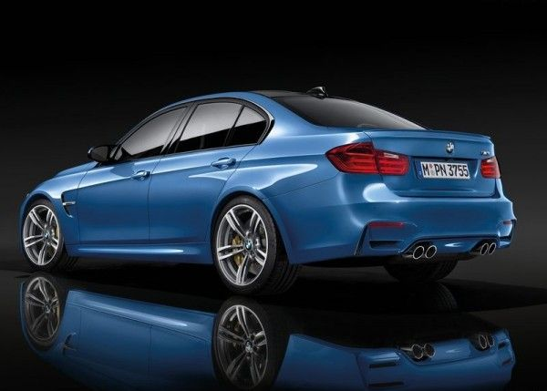 2015 BMW M3 Sedan Images 600x429 2015 BMW M3 Sedan Full Review