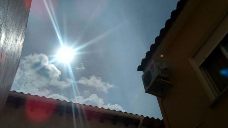 Día 25, rayo de sol