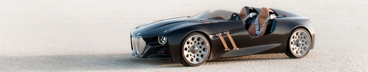 Concept Vehicles - BMW 328 Homage Press Release - BMW North America