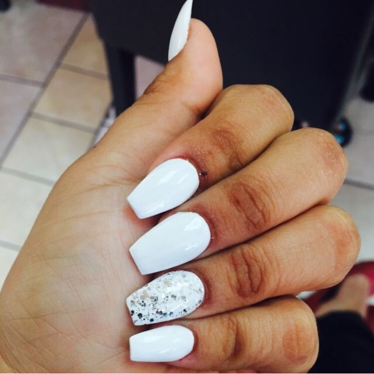 22 best SHORT AND LONG COFFIN NAILS images on Pinterest ...