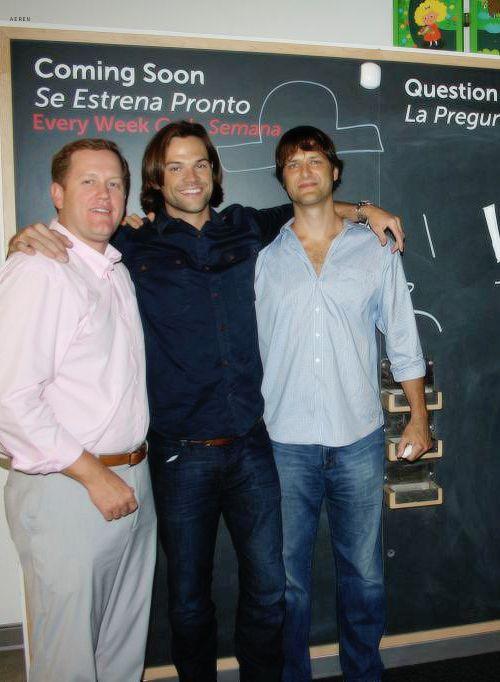 Jared and Jeff Padalecki's