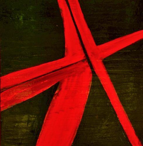 'Syria 2' - Crossroads of Societal Division, by Uxbridge Ontario painter Max…
