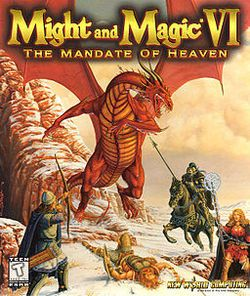 Might and Magic VI: The Mandate of Heaven Computer Game - (1998) -  #classicpcgaming #retrogaming #oldschool