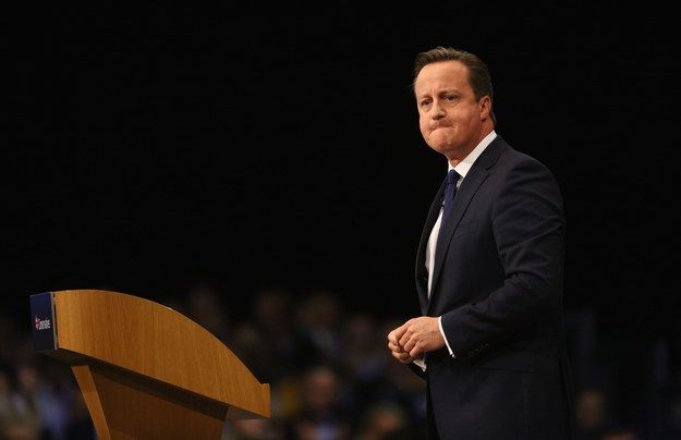 The Woman Mentioned In David Cameron's Conference Speech Prefers Jeremy Corbyn - BuzzFeed News