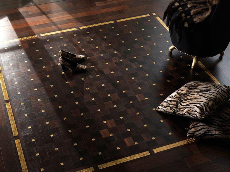 Luxusní mozaikové parkety od tradiční italské společnosti Parquet In. Kompletní kolekci této značky naleznete na našich stránkách: http://www.saloncardinal.com/doors/new-mosaics