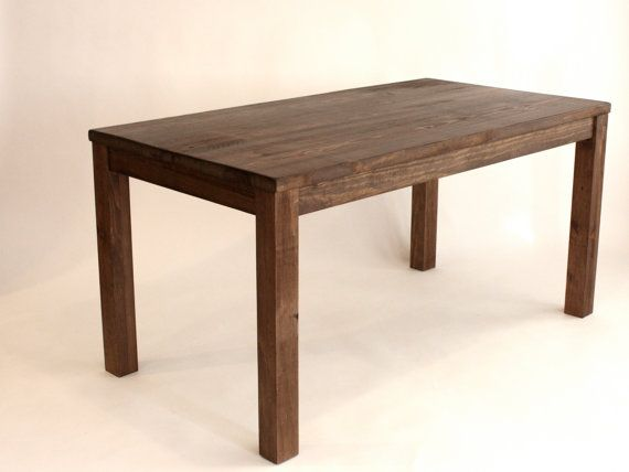 Counter Height Reclaimed Wood Table : ... Pinterest Diy tall desk, Craft tables and Counter height table ikea