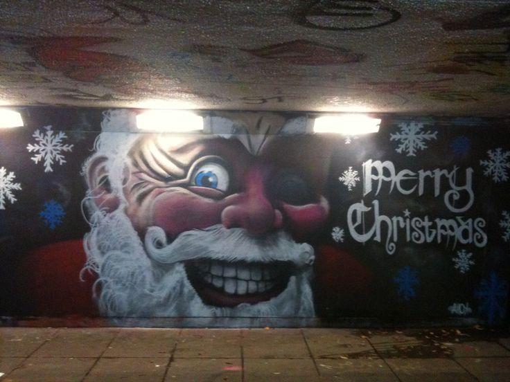 Street Art Norwich, United Kingdom
