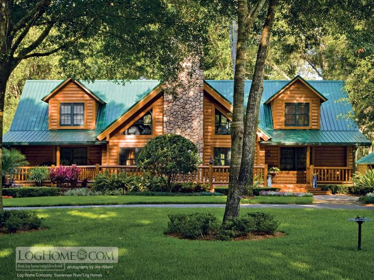 25 best ideas about luxury log cabins on pinterest log for Luxury log cabin kits