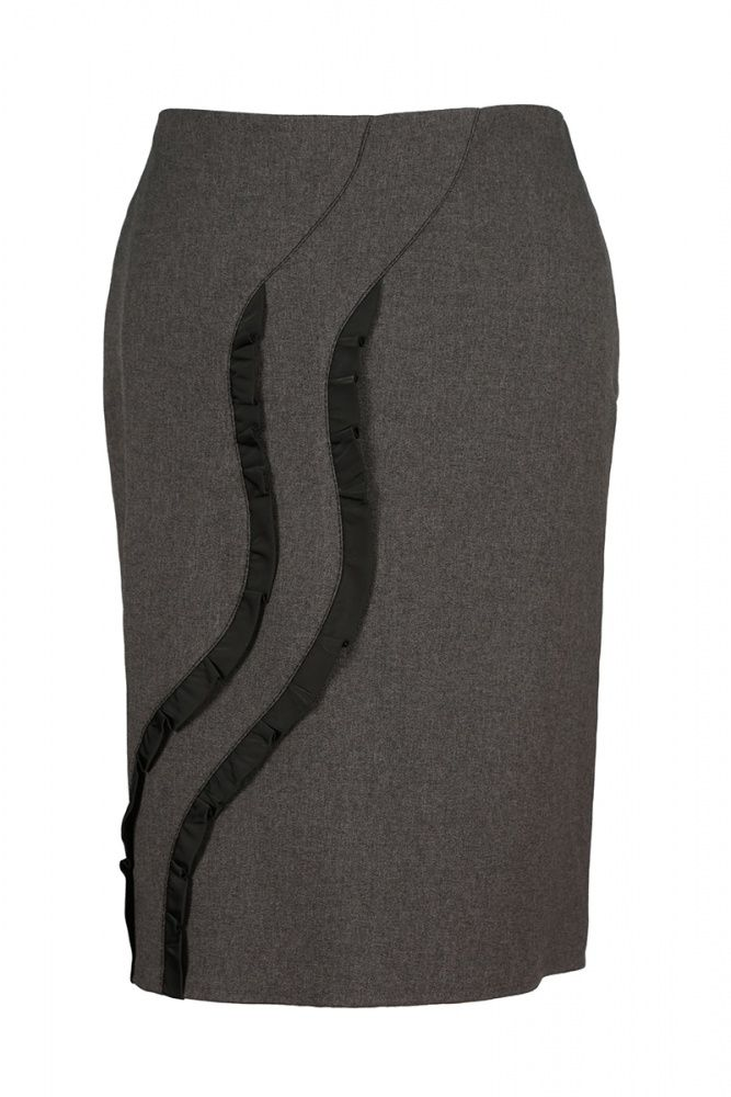 Юбка женская 379 | Женские юбки оптом от производителя (Россия)