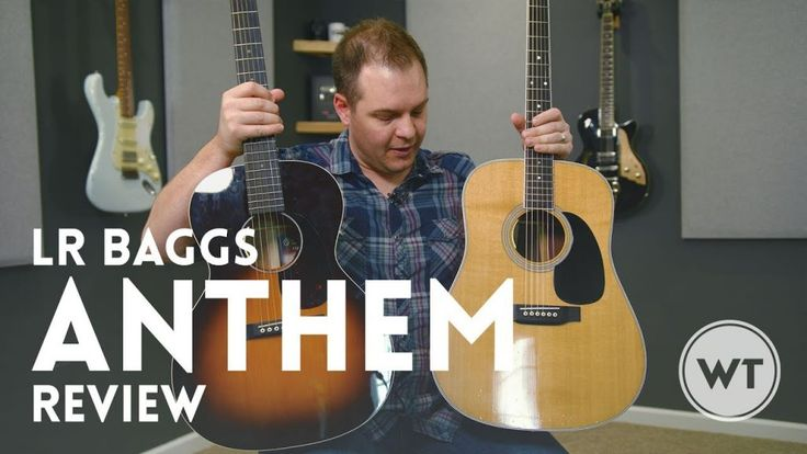 Buy an Anthem here: http://amzn.to/2sm2mPN The LR Baggs Anthem is my favorite acoustic guitar pickup.