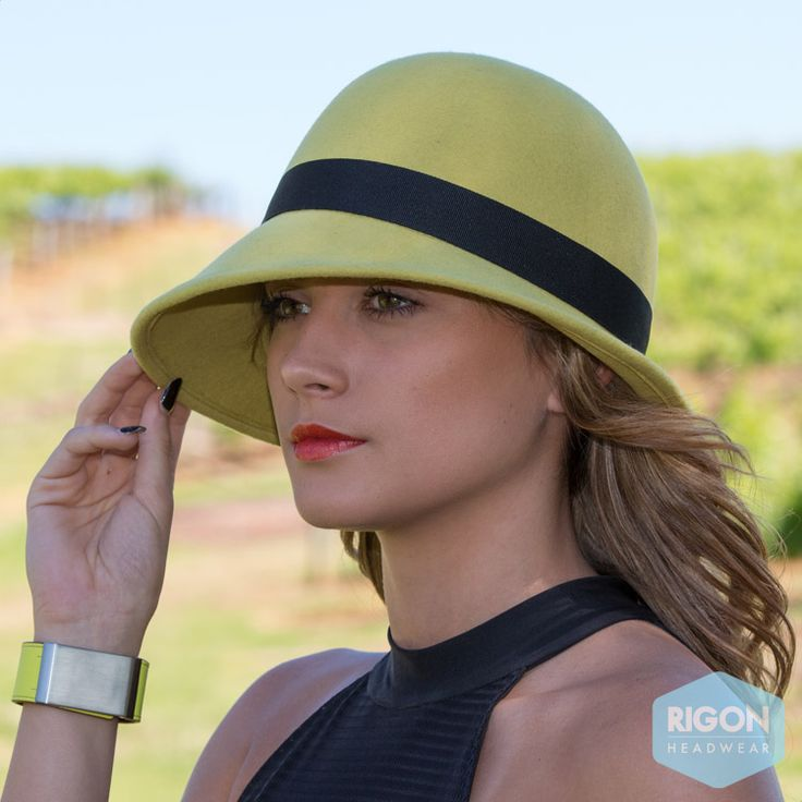 New wool felt elegant Cloche hat with attractive ribbon trim by Rigon Headwear.  Available in a collection of 12 fashion colours.  Shop today: http://rigon-headwear.myshopify.com/collections/new-arrivals/products/copy-of-new-klaudia-felt-short-brim-fedora-bd191-by-beforedark
