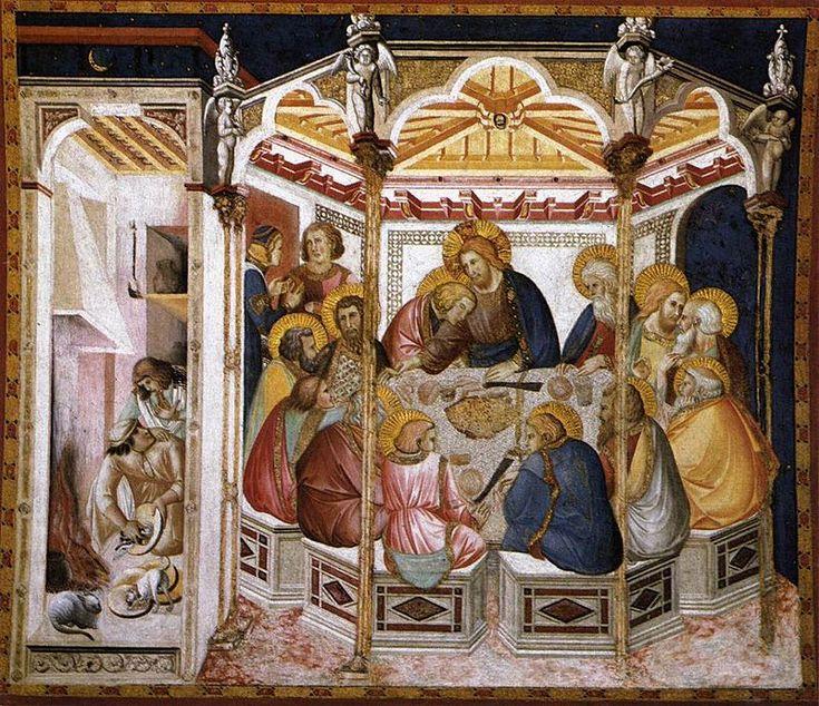 Pietro Lorenzetti_Ultima cena