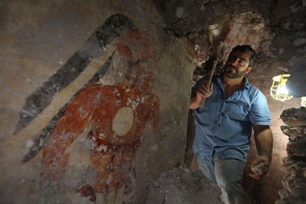 Newly-discovered Mayan calendar in Guatemala proves (again) the world won't end in 2012.