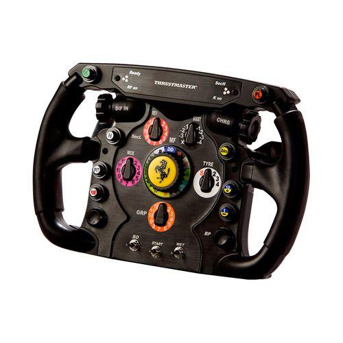 Volante Thrustmaster Ferrari F1 Wheel Add-On PC/PS3/Xbox One (Ac;  Los poseedores del T500 RS / TX Racing Wheel están de enhorabuena. Thrustmaster presenta una réplica a tamaño completo del volante de carreras Ferrari 2001 de la Formula 1, lógicamente con licencia oficial de Ferrari... En     http://www.opirata.com/volante-thrustmaster-ferrari-wheel-addon-pcps3xbox-p-27958.html