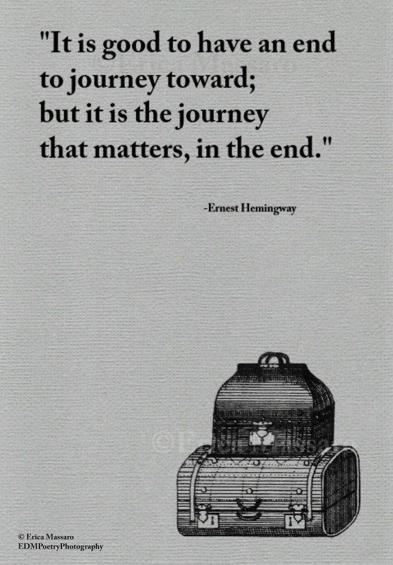 journey essay
