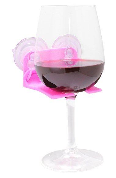 WaveHooks Bathtub Wine Glass Holder available at  Nordstrom. 17 best ideas about Bathtub Wine Glass Holder on Pinterest