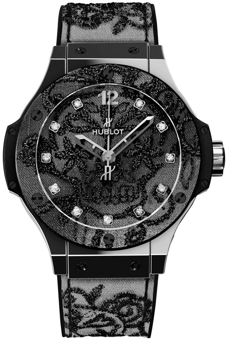 Hublot Big Bang Broderie 41mm 343.SS.6570.NR.BSK16