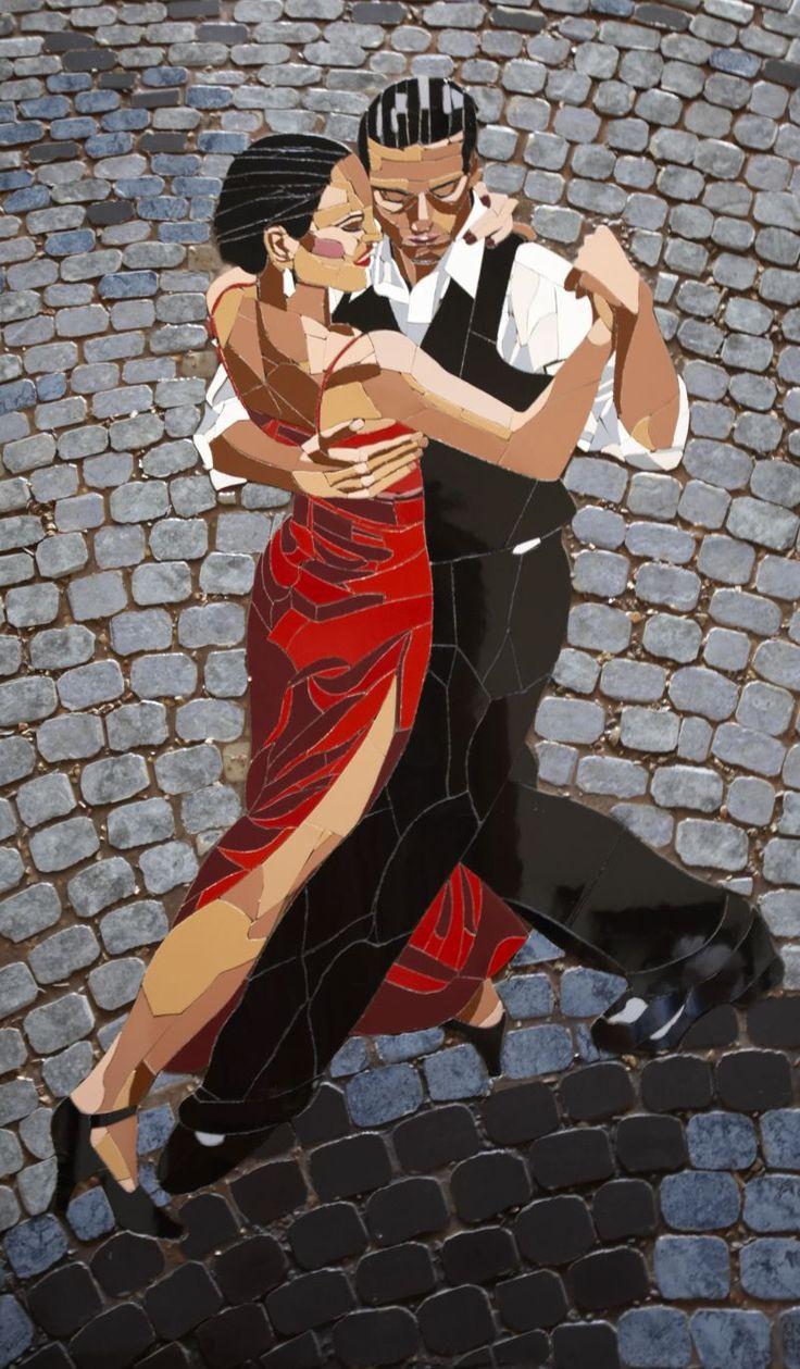 Argentina Southern Spirit - Tango art