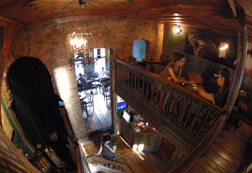 Karga Bar in Kadikoy