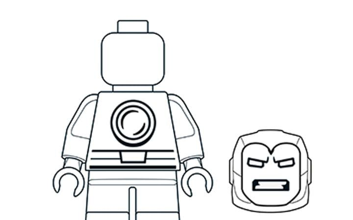 lego magneto coloring pages - photo#44