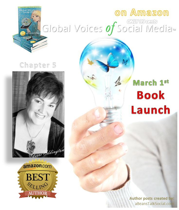 Dr. Jerri Eddington has an amazing story in chapter 5 that any baby boomer can relate to in Global Voices of Social Media ™ .  Pick up your digital copy on Amazon for only 99 cents and share it with a friend to celebrate #WomensInternationalMonth all of March.