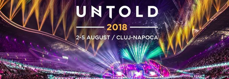Romanian electronic music festival Untold is rounding off its expansive 2018 line-up with a trio of talented names.
