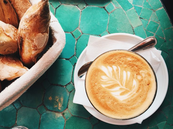 Coffee at Nybrogatan 38 in Stockholm