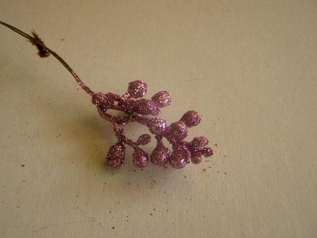 bobulky malé lila