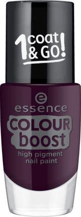 Nagellack colour boost high pig.nail paint violett 10 von Essence Cosmetics Preis 1,75€