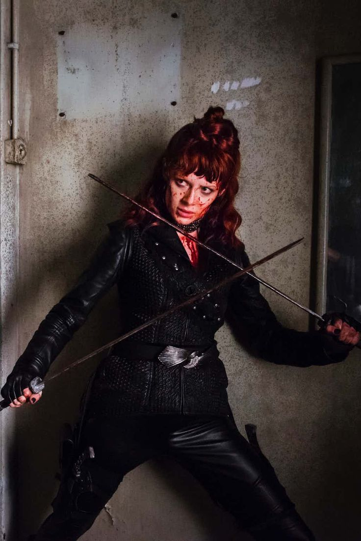 Emily Beecham in Into the Badlands Season 2 (10)