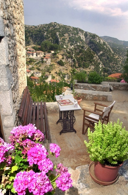 Stemnitsa, Arkadia, Greece  http://www.discover-peloponnese.com/