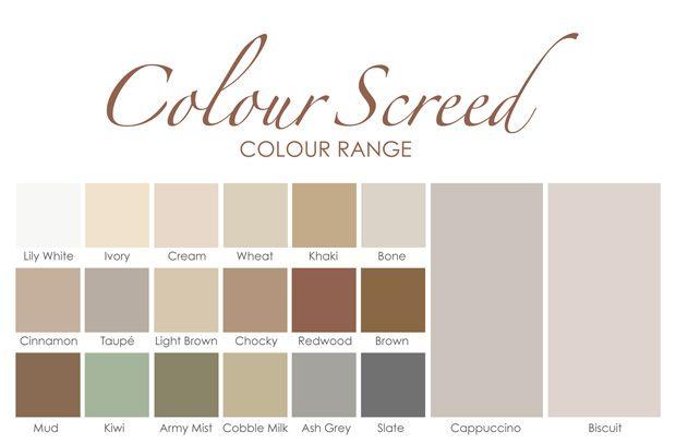 Colour Screed Flooring - Colour Cement Flooring Cape Town, Western Cape