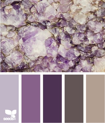 purple and gray More