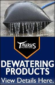 dewatering products ad