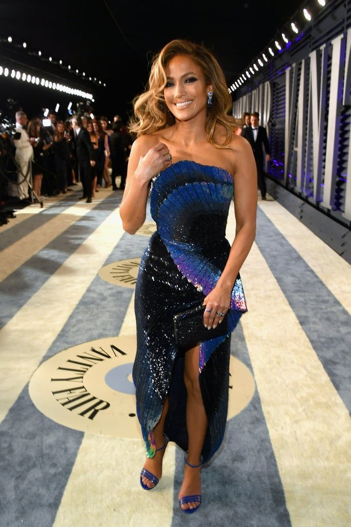 b6adecab6a8d J Lo's Oscars Afterparty Dress Is Extremely Sexy — Excuse Me as I ...