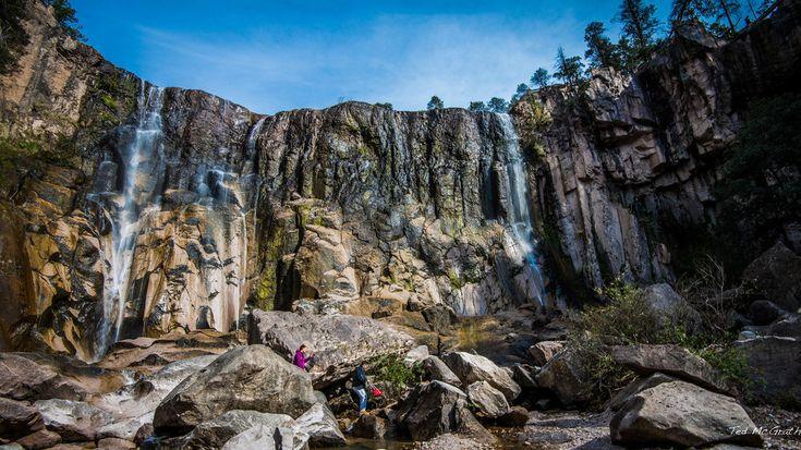Cataratas Cusarare, Chihuahua, México