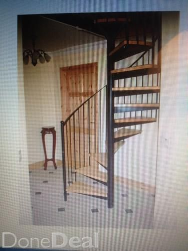 Spiral Stairs For Sale In Galway 300 Donedeal Ie