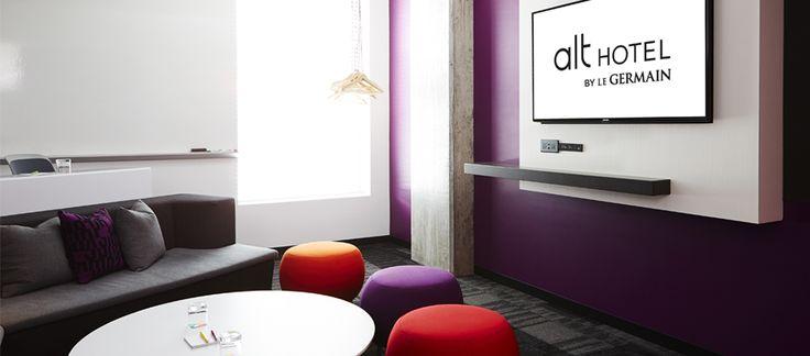 LEMAYMICHAUD | ALT | Halifax | Architecture | Design | Hospitality | Hotel | Meeting Room | Seating |