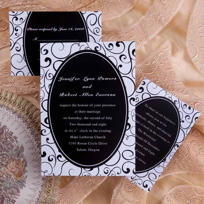 17 Best images about Invitation For Winter Wedding – Cheap Wedding Invitations with Free Response Cards