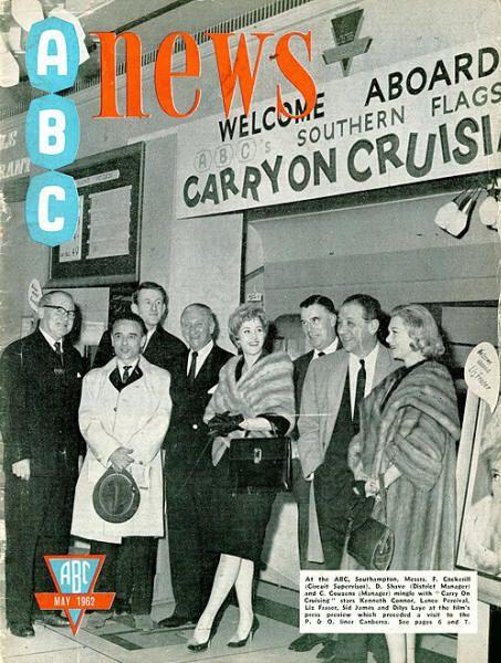 Carry On Cruising:  ABC News