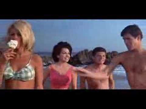 1965 - Beach Blanket Bingo Frankie and Annette! - Oh gads...these were so silly...even I did not go see 'em. Finally saw a couple of 'em on TV eons later. But this one has been re-made for this summer of 2013! This was directed by William Asher - one of Elizabeth Montgomery's husbands...(after she divorced Gig Young)